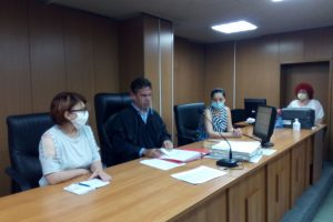 Новият състав, който ще гледа делото, председателстван от съдия Петко Минев