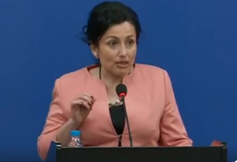 Десислава Танева, министър на земеделието и храните.