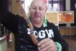 Д-р Георги Еленски се занимава със змии от 20 години