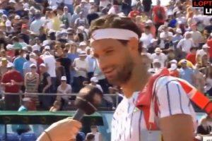 Григор Димитров с победа в Белград.