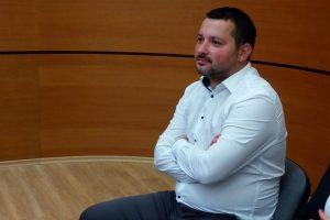 """Изпълнителният директор на """"Пловдив 2019"""" Кирил Велчев"""