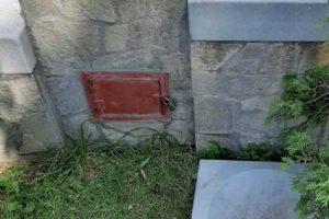 Кметът на Кричим пусна снимка на вандалската проява