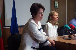 Директорът на РЗИ - Смолян, д-р Мими Кубатева