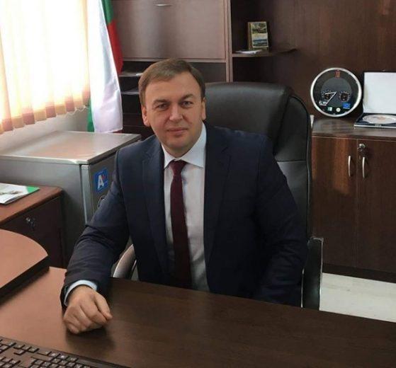 Неби Бозов, кмет на Община Сърница
