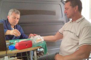 """Служители на община """"Родопи"""" се включиха в кампанията по кръводаряване"""