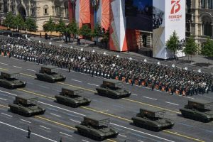 Парад на победата в Русия