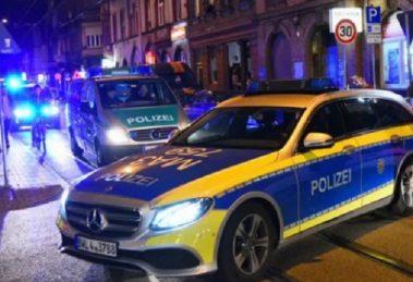 Българинът е арестуван след престъплението