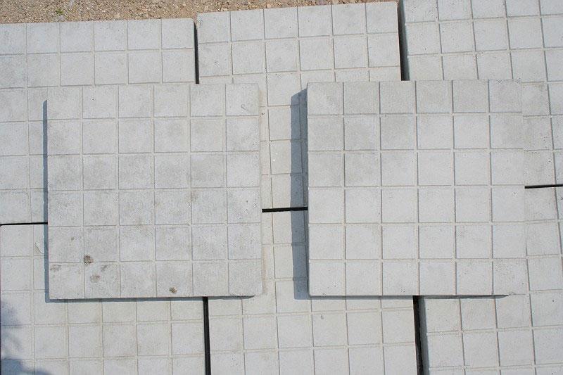 Тротоарни плочки, архив