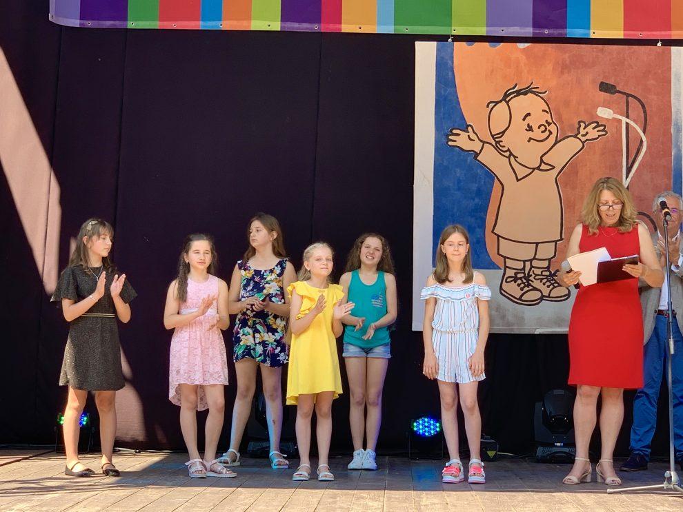"""Конкурсът се проведе на сцената на лятно кино """"Орфей"""""""