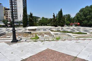 Центърът в Асеновград