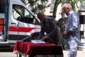 Петър Манджуков дари реаномобил на Спецсилите в Пловдив
