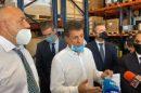 Логистичен център бе открит край Пазарджик