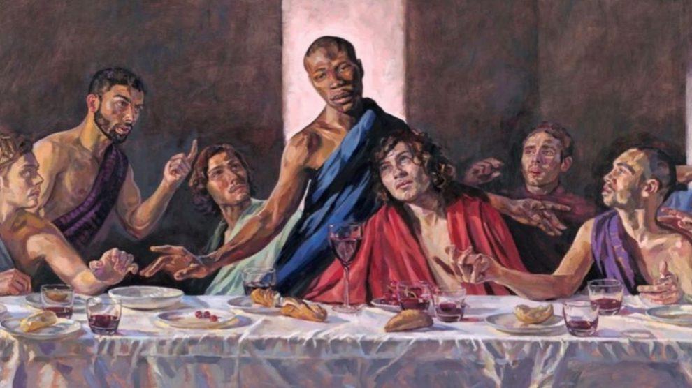 Тайната вечеря от Уодсуърт