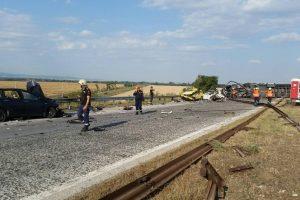 Мястото на инцидента, снимки: БТВ