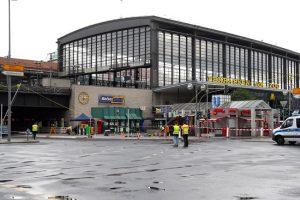 Мястото на инцидента
