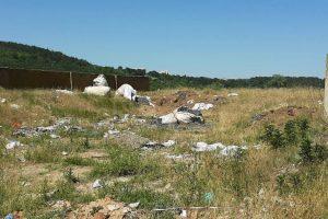 Открити са над 30 тона боклук