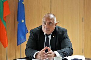 Борисов в Брюксел