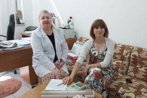 Елена Филева призова хората от Куклен да дарят кръв.