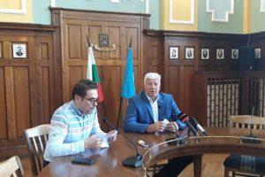 Пламен Райчев и Здравко Димитров