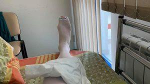 Балтанов е още в клиниката след успешната операция.