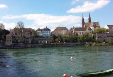 Красива гледка от Швейцария