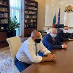 Бойко Борисов и министри