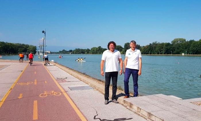 Георги Титюков и Николай Бухалов