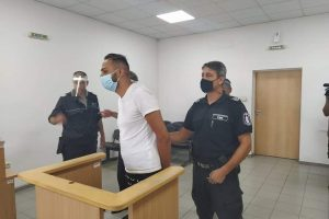 Ангел Рашков в съда