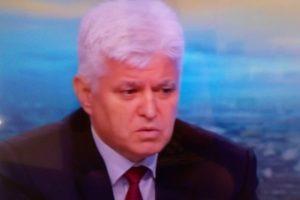 Главният секретар на президента Димитър Стоянов
