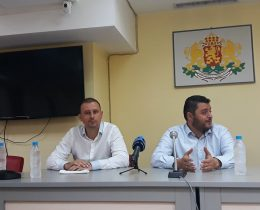 Борислав Инчев и Павел Михайлов