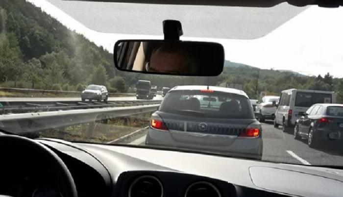 I see you KAT - магистрала Тракия
