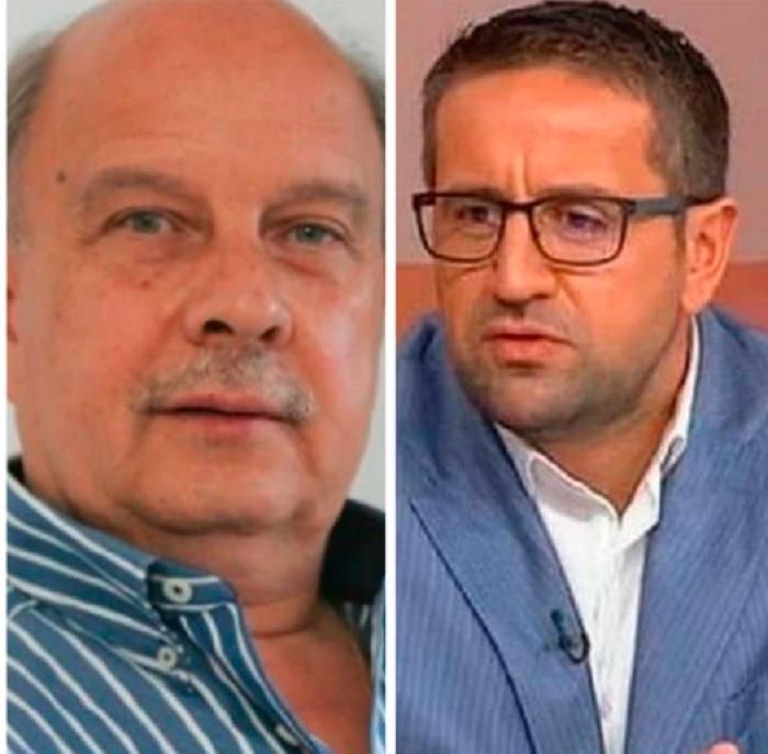 Георги Марков и Георги Харизанов