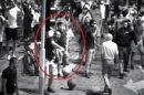МВР-пикчърс: Протестиращи мятат по полицаи