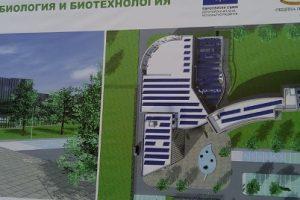 Така ще изглежда сградата на новия международен център