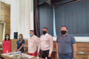 """Началото на днешната сесия на Община """"Родопи"""""""