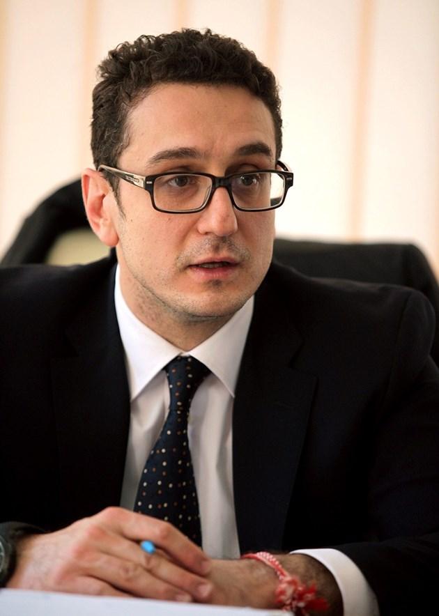 Стамен Янев