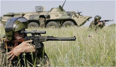 Военни стрелкови учения