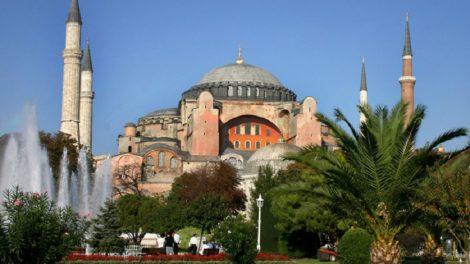 """Архитектурното чудо """"Света София"""" скоро може да се превърне в джамия."""