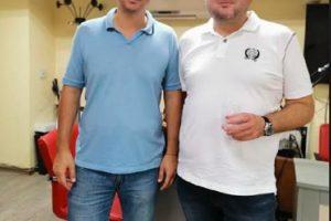 Борислав Инчев също поздрави Владо Маринов