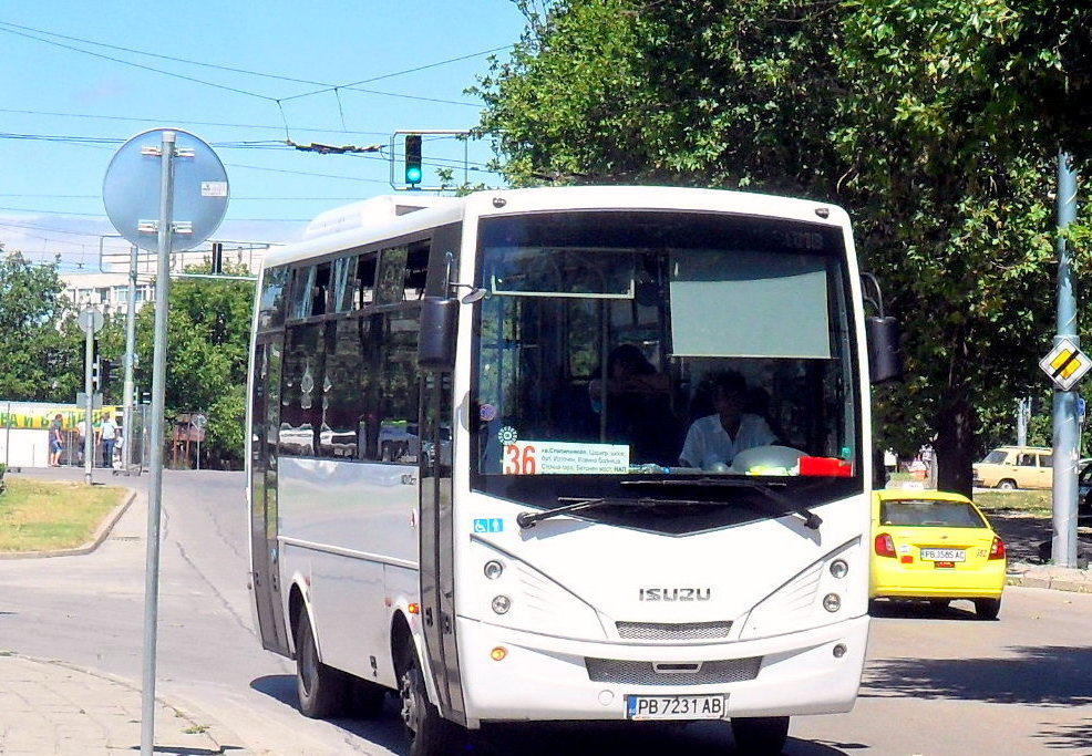 Автобус №36