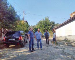 Ремонтират важна улица в Брестник