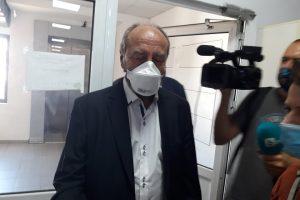Д-р Георги Кръстев в съда
