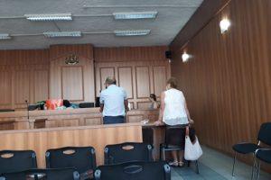 Миглена Янева в съда