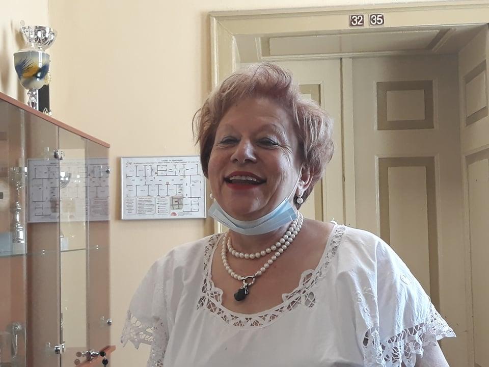 проф. д-р Марианна Янева