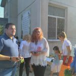 """Ремонтират ОДЗ """"Веселушка"""" в село Марково, в Белащица осветиха стенопис на Богородица в ДГ """"Ралица"""""""