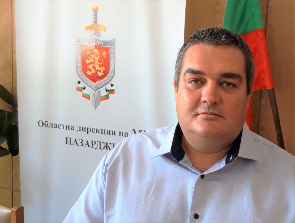 комисар Светослав Телбизов