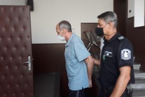 Йордан Филипов в съда