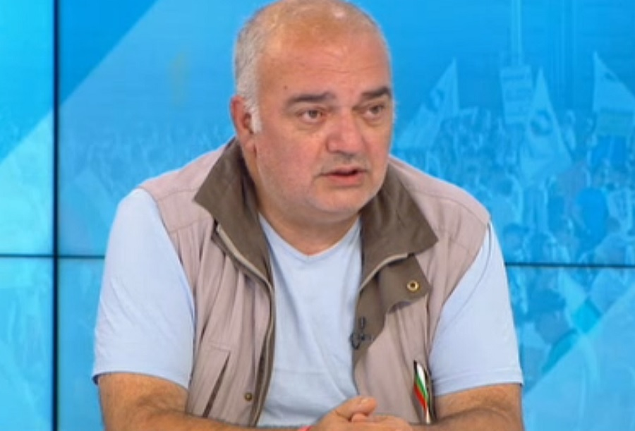Арман Бабикян Кадър: БНТ