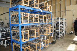 Копачи на криптовалута откраднали ток за над 2,5 млн. лв. в Кюстендил