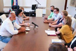 Борисов се срещна с производители на плодове и зеленчуци
